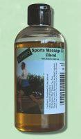Khreeo Sports Massage Oil 250ml