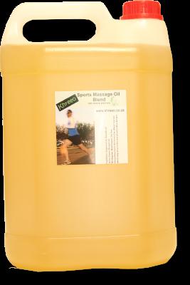 Khreeo Sports Massage Oil 5 litre